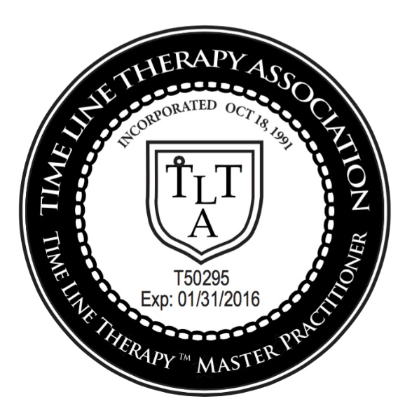 Master Practitioner of Time Line Therapy