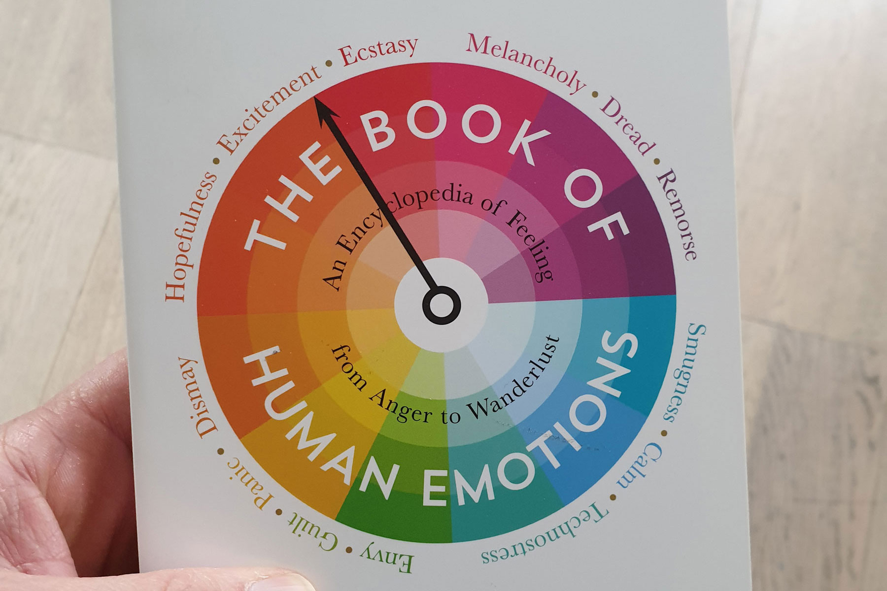 The book of emotional literacy by Tiffany Watts